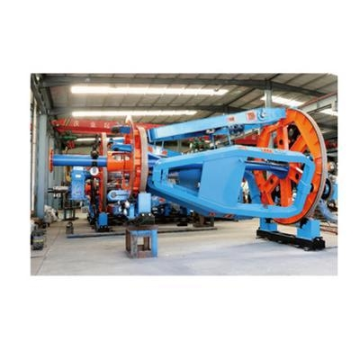 China Cable Laying Up Machine