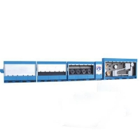 Buy cheap Copper Rod Breakdown Machine for 2 Wires from wholesalers