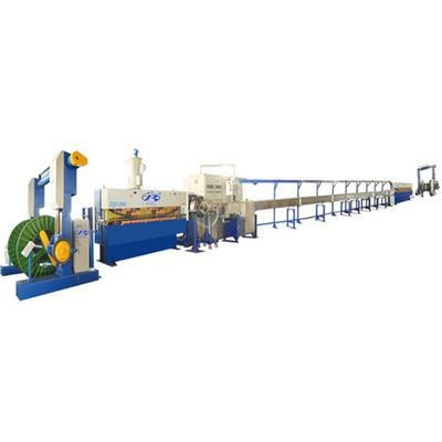 China Power Cable Making Extruder