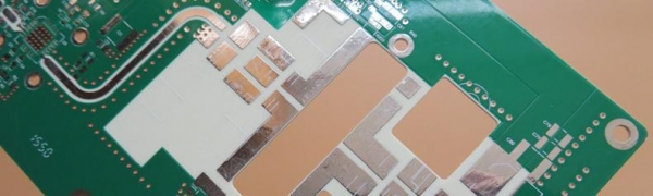 China High Frequency PCB Built on RO4003C 32 mil Substrate