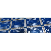 China 4 Layer PCB with Radii-plated on Edge (Castellation Plated) wholesale