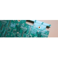 Buy cheap Impedance controlled PCB Built on FR-4 With 4 Layer Copper from wholesalers