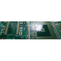 China 8 Layer PCB Built on FR-4 with BGA package wholesale