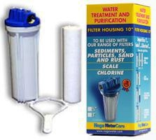 China Point of Entry-Mains Fed Water Filtration System