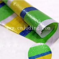 China truck cover and camping tent fabric material, popular cover pe tarpaulin wholesale