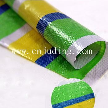 China truck cover and camping tent fabric material, popular cover pe tarpaulin