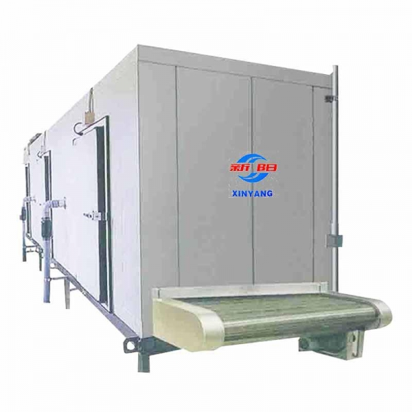 China TS series of freezers