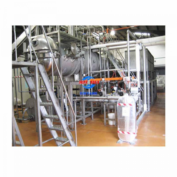 China Continuous vacuum frying equipment