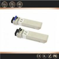 Buy cheap 10G SFP+ BIDI 20Km 1270nm~1330nm from wholesalers