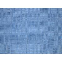 Buy cheap 90GSM White and Blue Ground Cover Anti Weed Fabric Tree Weed Mat from wholesalers