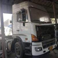 China Used good condition japan hino 700 head truck wholesale