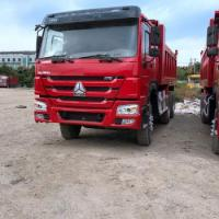 Buy cheap used china brand howo dump truck from wholesalers