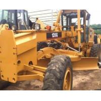Buy cheap Used Original japanese good working cat 120g grader from wholesalers