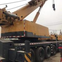 Buy cheap used china made qy100k 100ton mobile crane from wholesalers