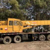 China USED HYDRAULIC JAPAN MOBILE CRANE KATO 40TON wholesale