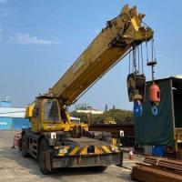 Buy cheap Used Original Japan Rough Terrain crane rk450 45ton crane from wholesalers