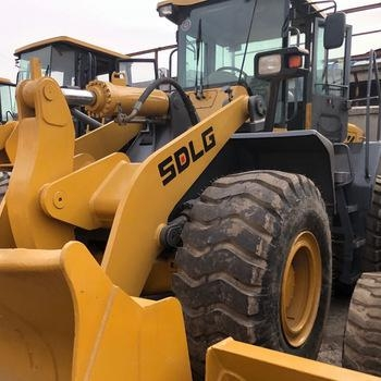 China used china made brand 956L wheel loader for sale