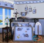 Buy cheap Boutique Sea Turtle 13PCS CRIB BEDDING SET from wholesalers