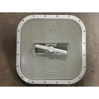 China Aluminum Embedded Flush Deck Watertight Hatch Cover on sale