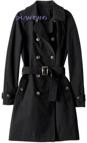 Quality Casual wear XBCWSMAY004 Women's Trench Coat for sale